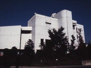 Kiryu Public Library Building