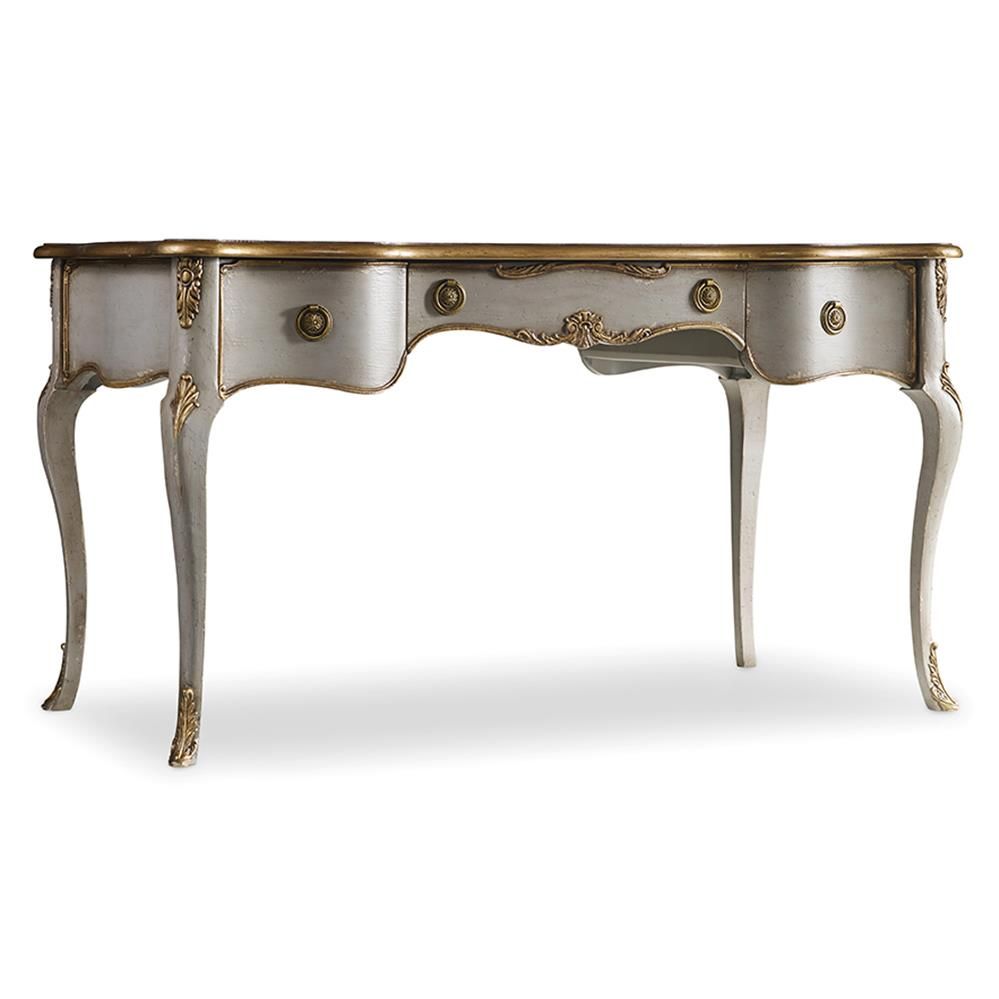 Sofa With French Writing Babel French Country Gold Accent Writing Desk