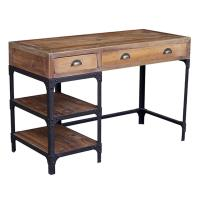 Reclaimed Wood Desk | Casual Cottage