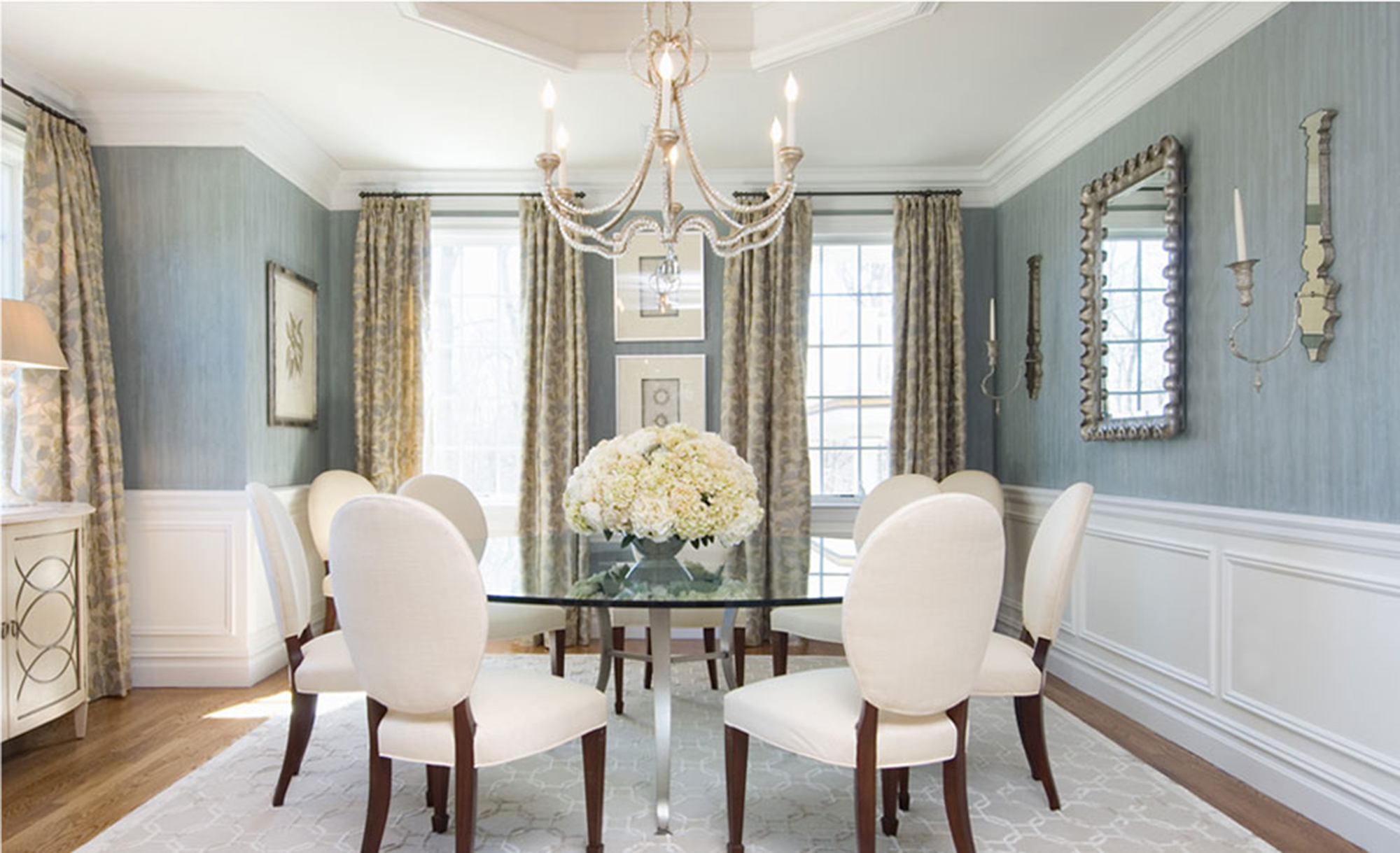 Dining Area How Many People Can Fit At My Dining Room Table Kathy Kuo Blog