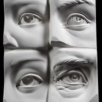 Sculpting Eyes