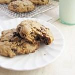 Toffee-Coconut Crack Cookies