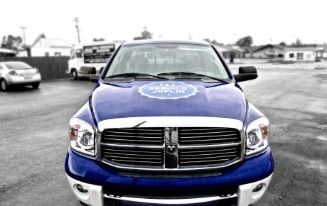 Rebuild Joplin vehicle wraps