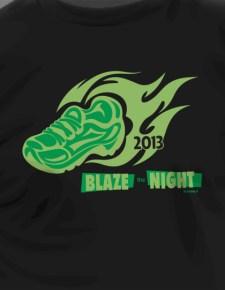 Blaze the Night 2013
