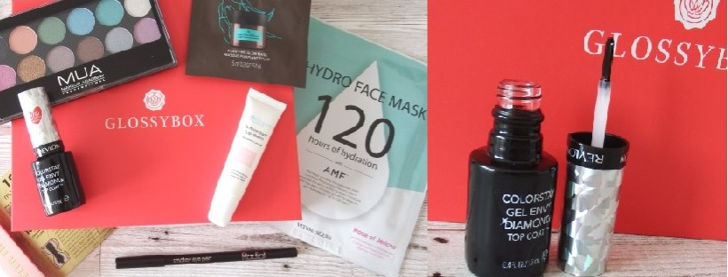 Glossybox September 2016 Review and Unboxing beauty box