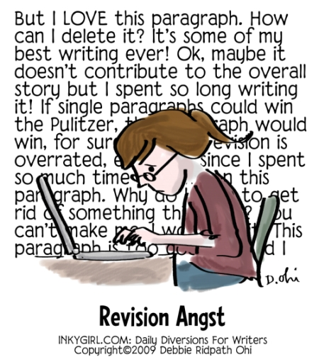 A Review of Revision The Writing Asylum