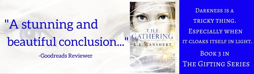 The Gathering website banner