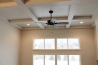 The gallery for --> Rustic Wood Coffered Ceiling
