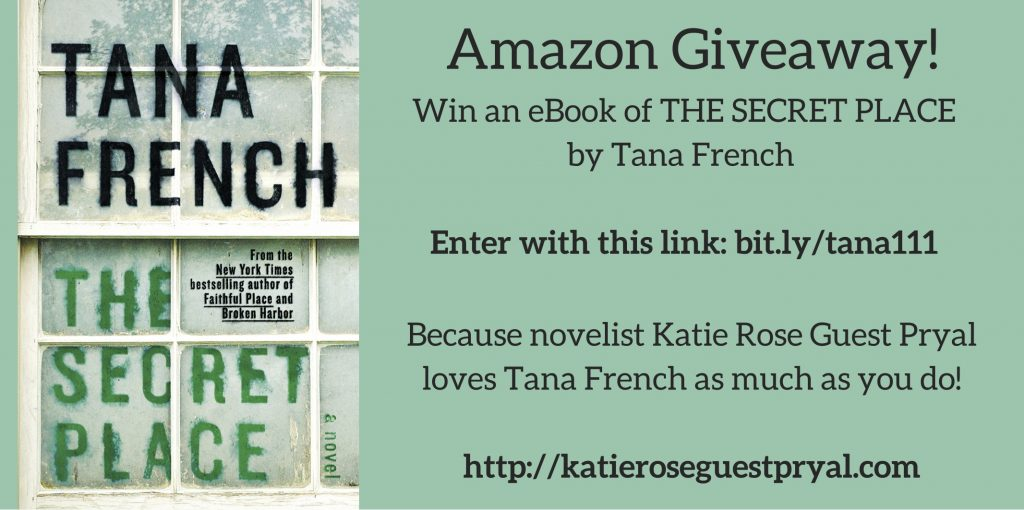French Amazon Giveaway