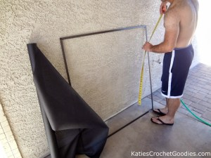 DIY Energy Efficient Window Screens
