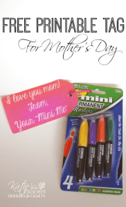 Cute Homemade Mothers Day Gift