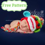 Free Sock Monkey Crochet Hat Pattern