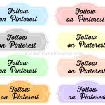 Pinterest Buttons & Badges as Free Downloads