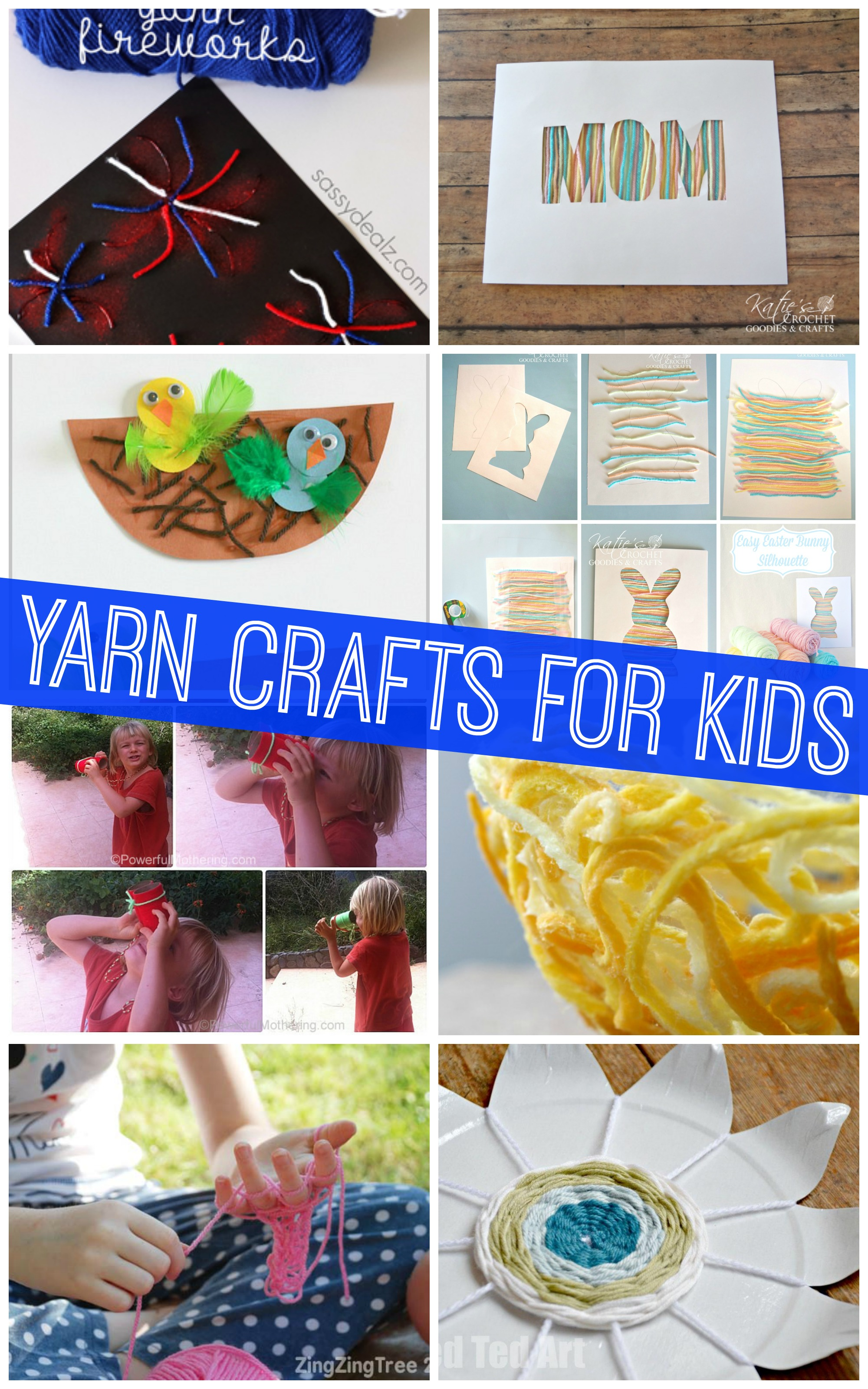 yarn-crafts-for-kids