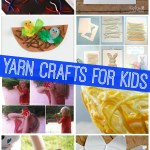 Easy Yarn Crafts for Kids