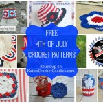 10+ Free 4th of July Crochet Patterns