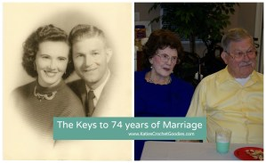 The Keys to 74 years of Marriage