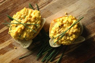 gordon ramsay scrambled eggs recipe