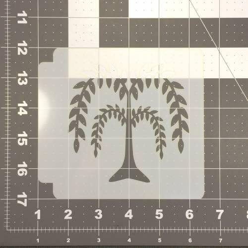 willow stencil - Ecosia