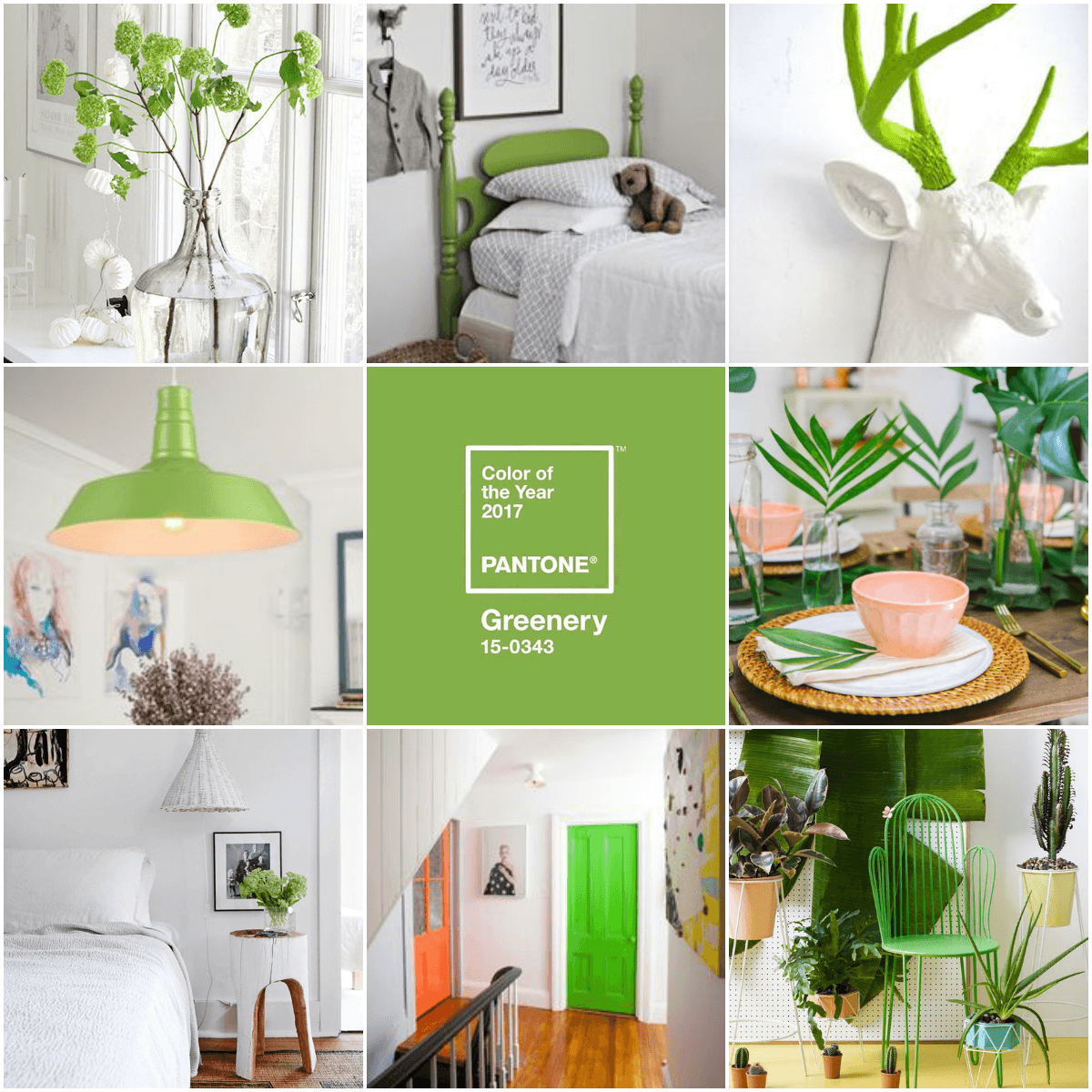 Pantone Greenery Pantone Reveals The Colour Of The Year For 2017 Greenery