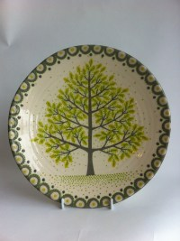 Ceramic Plates For Painting & Molly-2