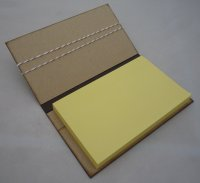 Post-it note holder | Kat's Cards