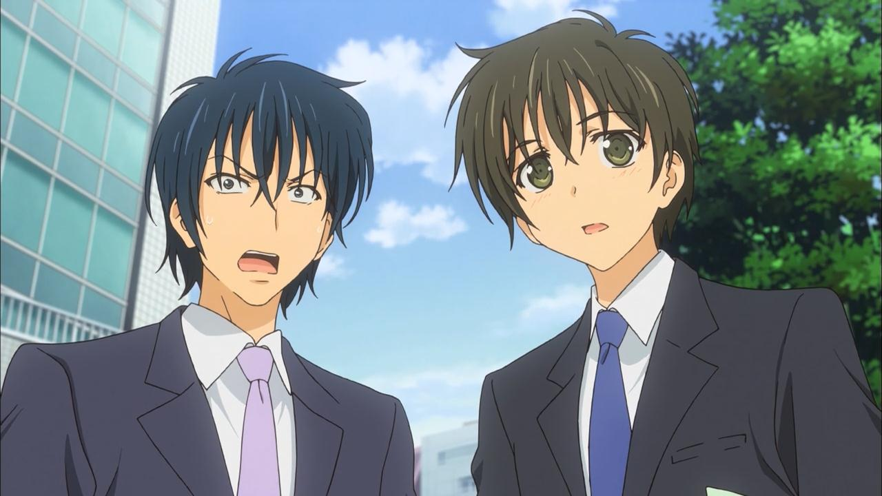 Tada Never Falls In Love Wallpaper 7 Minute Preview Golden Time Katsu S Review