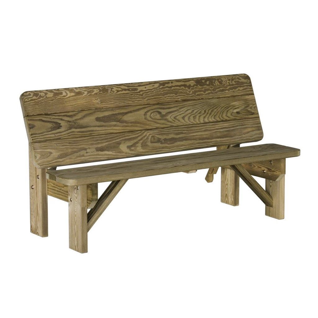 Wooden Bench Table Wooden Bench Table Combo Pittsburgh Swing Sets And Amish Lawn