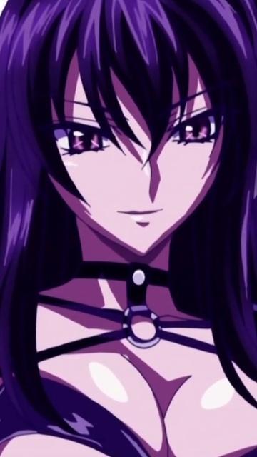 Anime Lock Screen Wallpaper High School Dxd Raynare 360x640