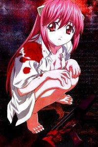 200 Anime Girl Wallpaper Elfen Lied Iphone 3g Iphone 4 Nokia Wallpapers