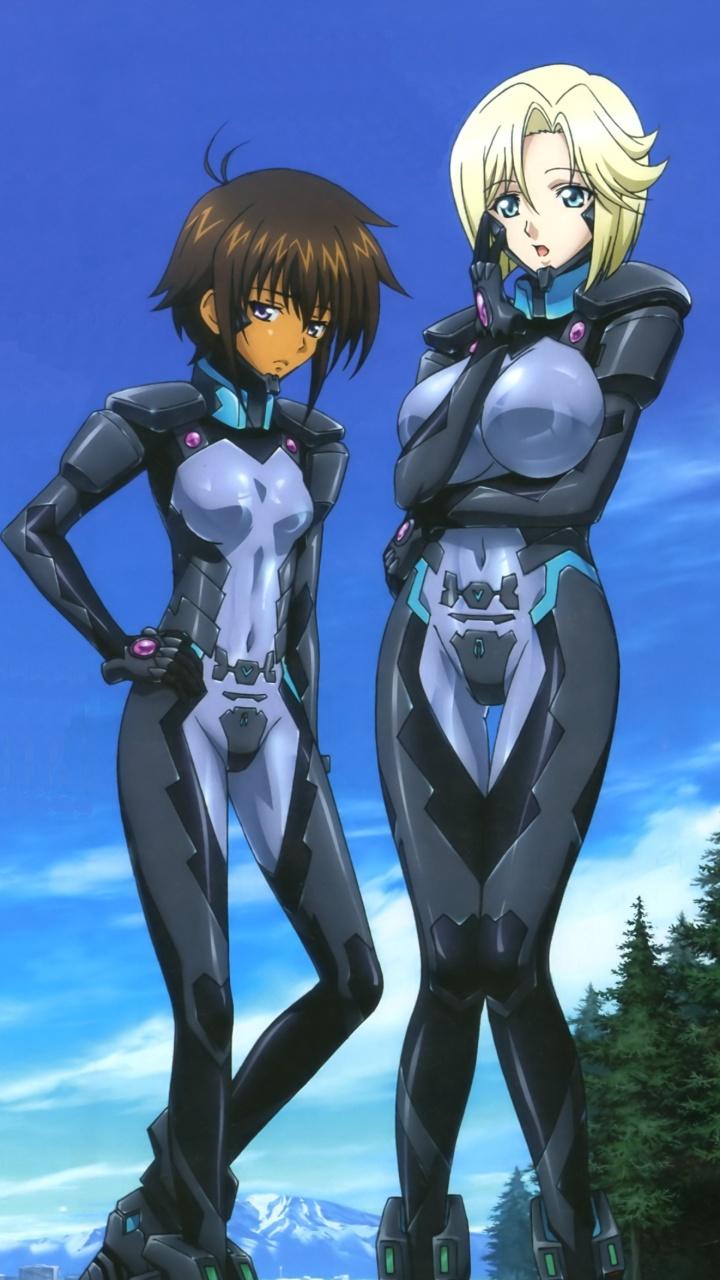 muv luv anime