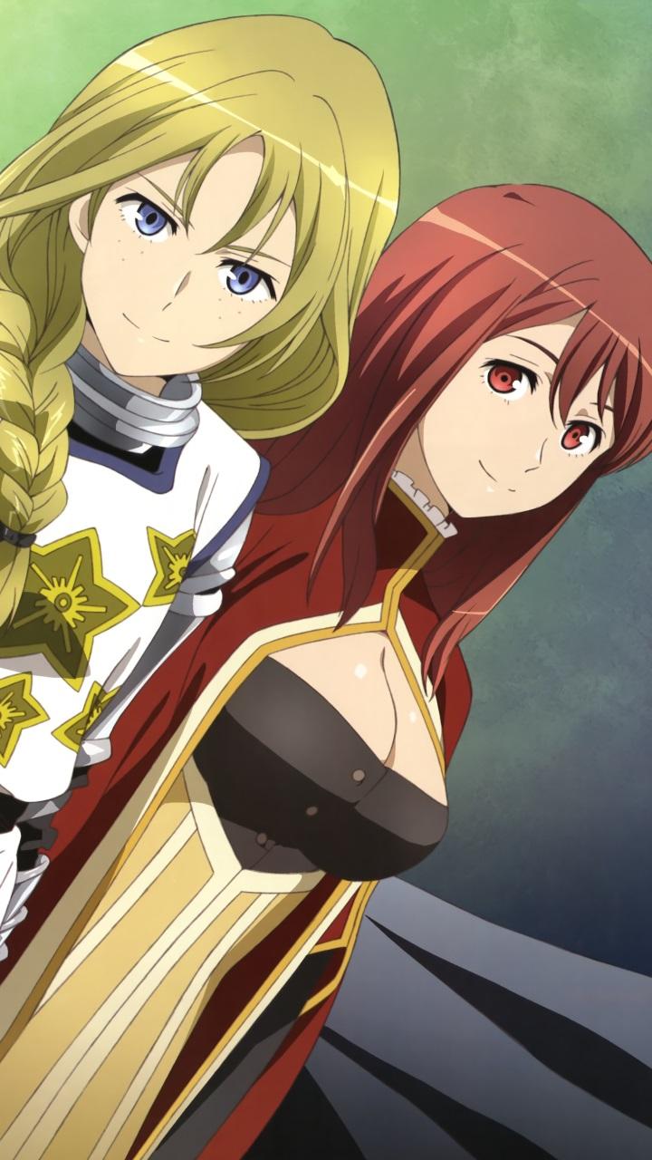 Anime Kawaii Girl Wallpaper Maoyuu Maou Yuusha Mao Demon King Female Knight Samsung
