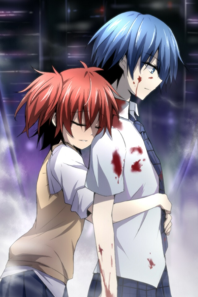 Iphone X Liquid Wallpaper For Android Riddle Story Of Devil Akuma No Riddle Tokaku Azuma Ipod