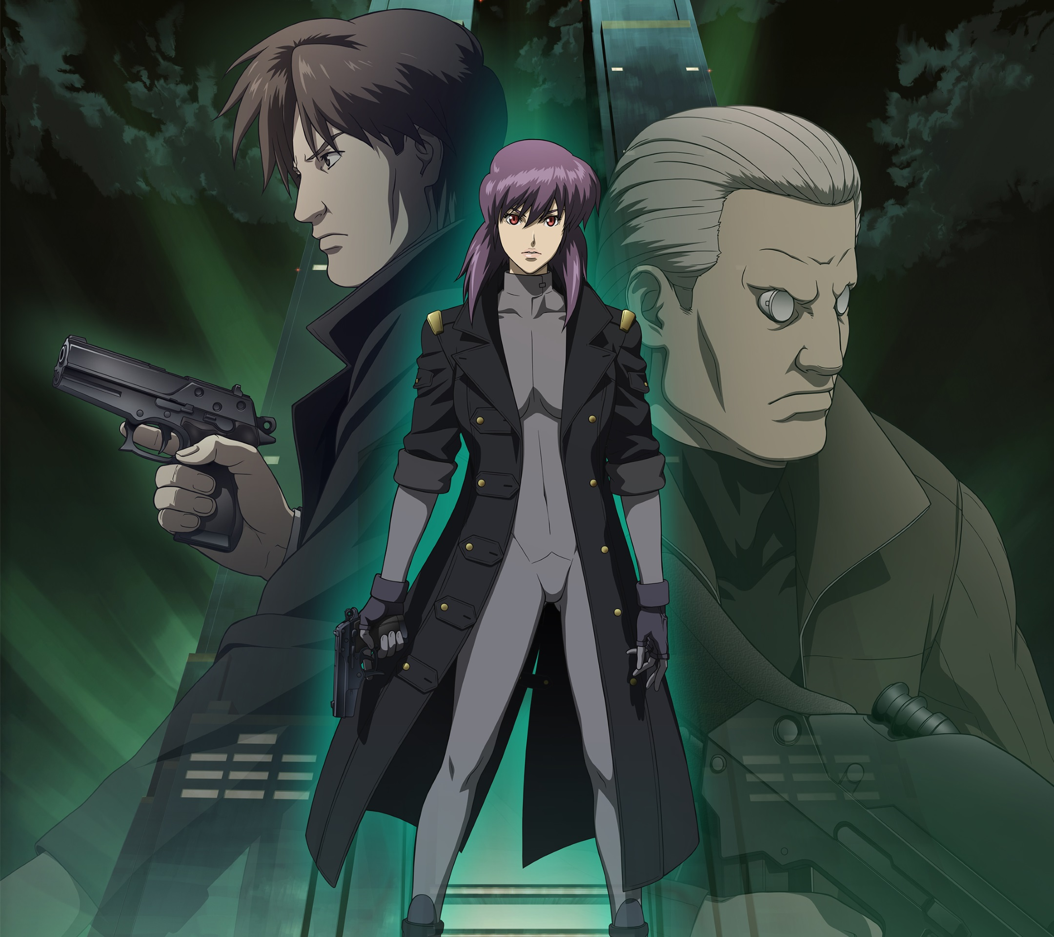 Hong Kong Wallpaper Iphone X Ghost In The Shell Wallpapers For Iphone And Android