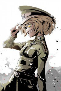 Anime Girls Mecha Wallpaper Saga Of Tanya The Evil Iphone And Android Wallpapers