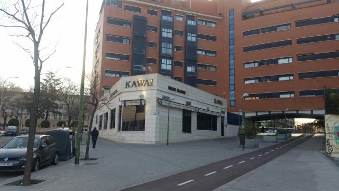 Bilbao Trading S.A. se traslada a su dirección actual.