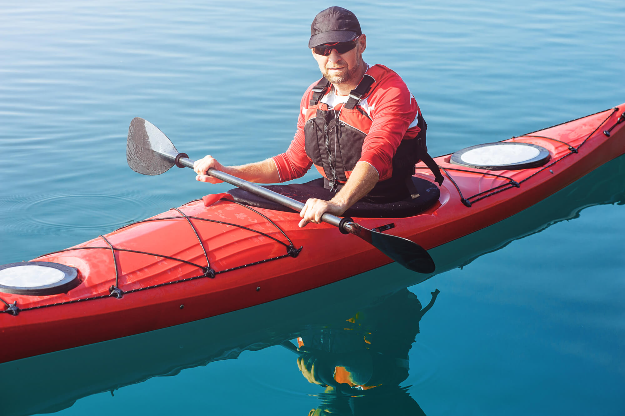 Kayak Canoe Vs Kayak What Are The Differences Pros Cons Speed