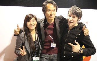 Kayane, Tago-san, Keysona : So many cameras that we all looked at different camera XD !