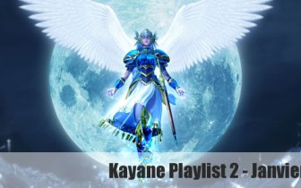 Kayane Playlist 2 - Janvier