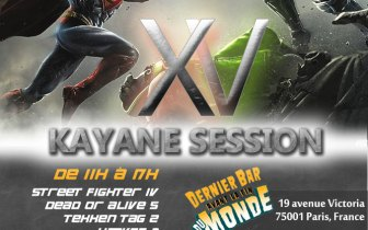 Kayane Session 15