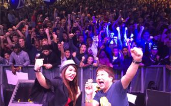 Shoryuken avec Yoshinori Ono, le producteur de Street Fighter V sur la scène Playstation