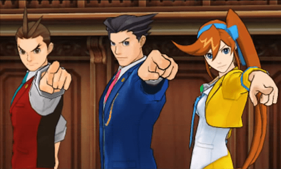 Ace Attorney 5 triple objection