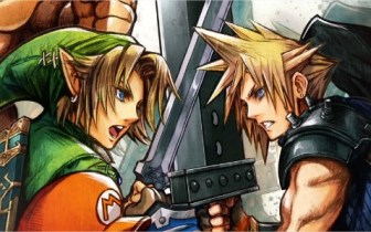 cloud_smashbros.jpg - Photos