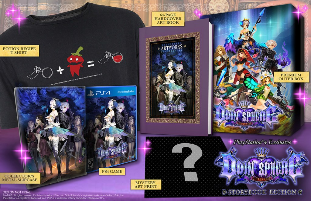 Odin Sphere Collector