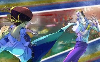Street Fighter Story