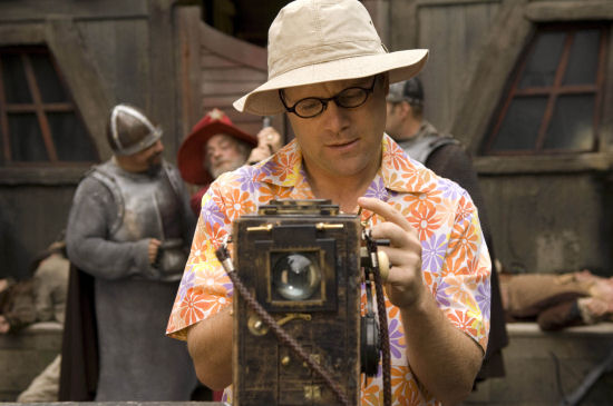 The Colour of Magic Sean Astin as Twoflower ©RHI/Bill Kaye