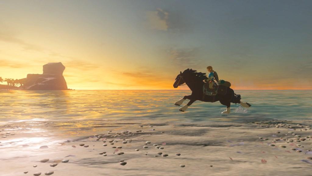Zelda Beach