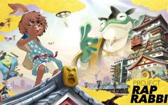 Project Rap Rabbit 2
