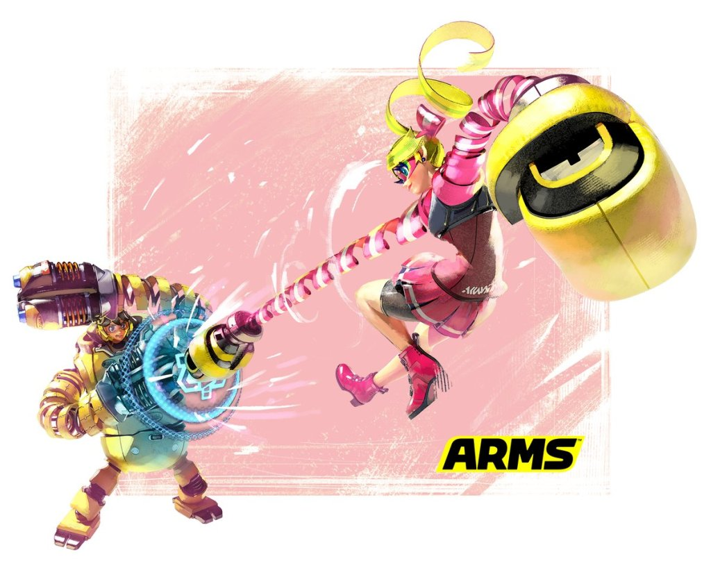 Arms Artwork