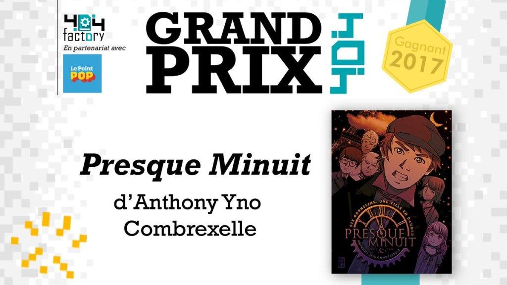 Prix 404 Presque Minuit